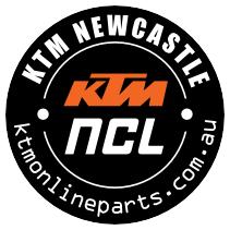 ktm newcastle logo